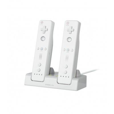 Speedlink, JAZZ USB Charger for Wii U / Wii (Wit)