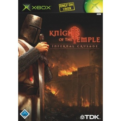 Knights Of The Temple XBOX