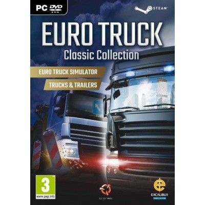Foto van Euro Truck Classic Collection PC
