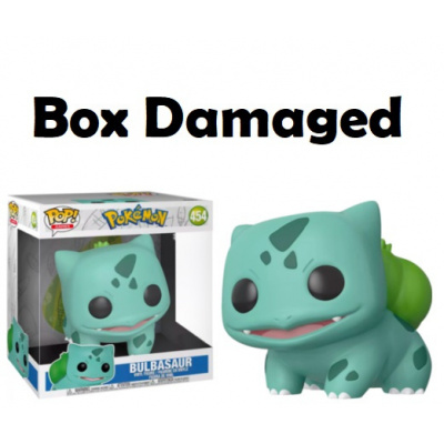 Pop! Games: Pokémon - Bulbasaur 25cm (Box Damaged) FUNKO