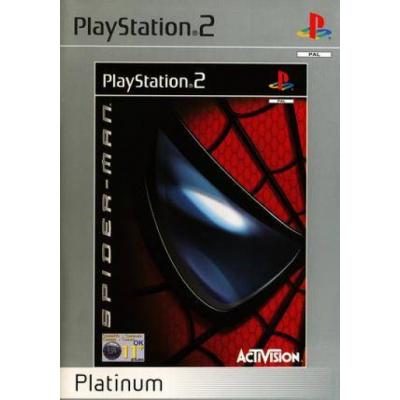 Spider-Man (Platinum) PS2