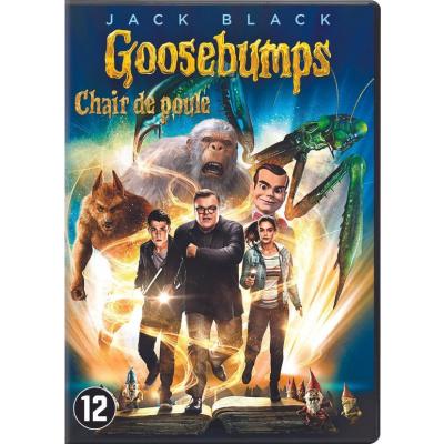 Foto van Goosebumps DVD