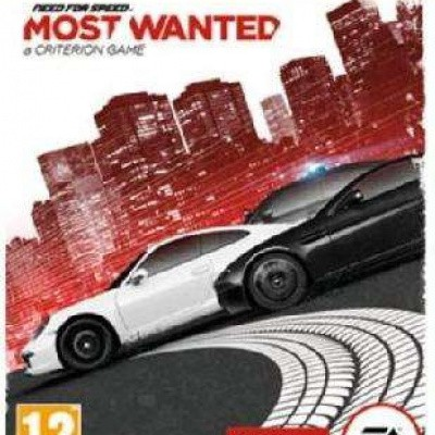 Foto van Need For Speed Most Wanted 2012 PSVITA