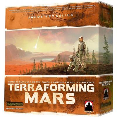 Foto van Terraforming Mars BORDSPELLEN