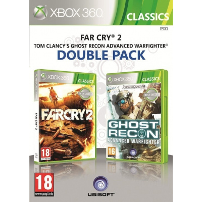 Foto van Far Cry 2 + Ghost Recon Double Pack XBOX 360