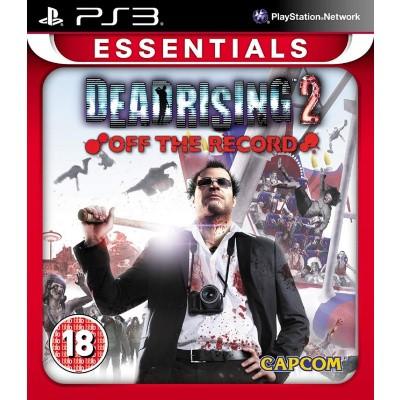 Foto van Dead Rising 2 Off The Record (Essentials) PS3
