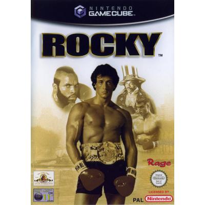 Rocky Nintendo GameCube