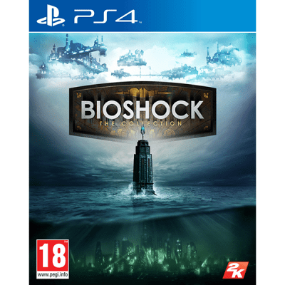 Foto van Bioshock The Collection PS4
