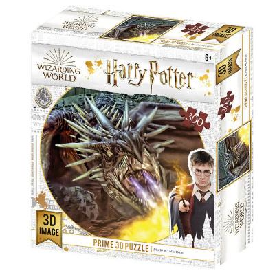 Harry Potter: Dragon Prime 3D puzzle 300pcs PUZZEL