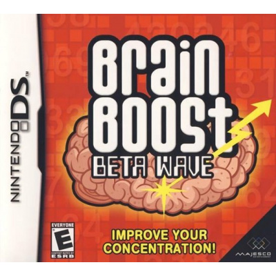 Foto van Brain Boost Beta Wave NDS