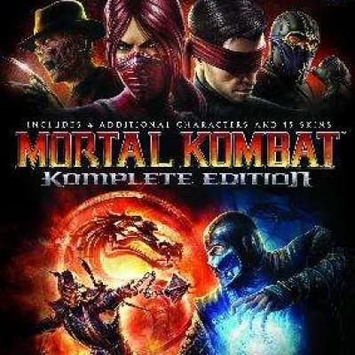 Foto van Mortal Kombat Komplete Edition