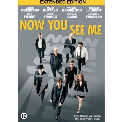 Foto van Now You See Me DVD