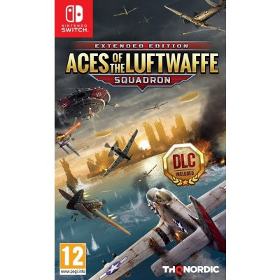 Foto van Aces of the Luftwaffe: Squadron Edition SWITCH