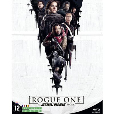 Foto van Rogue One - A Star Wars Story BLU-RAY MOVIE