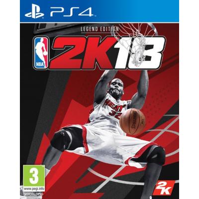 Foto van Nba 2K18 Legend Edition PS4