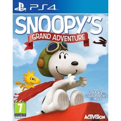 Foto van Snoopy's Grand Adventure PS4