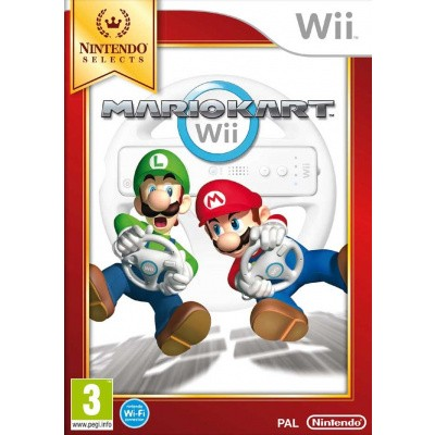 Mario Kart (Selects) WII