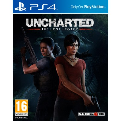 Foto van Uncharted The Lost Legacy PS4