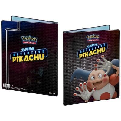 TCG Detective Pikachu 9-Pocket Portfolio - Mr. Mime POKEMON