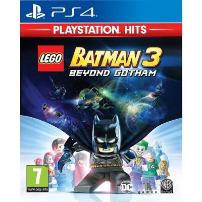 Foto van Lego Batman 3: Beyond Gotham (Playstation Hits) PS4