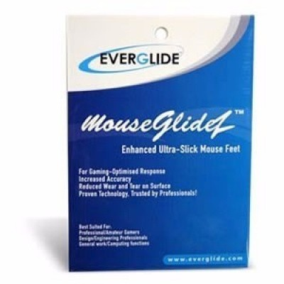 Foto van Everglide Mouse Glidez PC