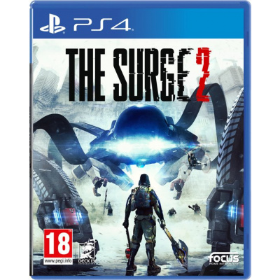 The Surge 2 (Duitse Cover) PS4