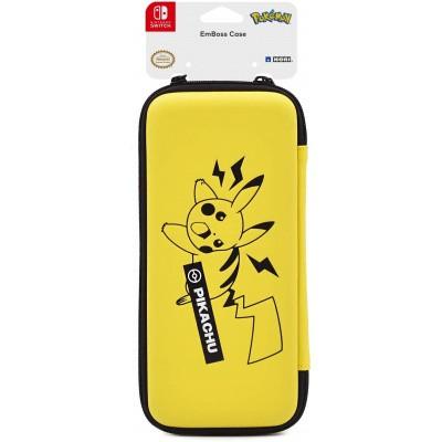 EmBoss Case - Pikachu SWITCH