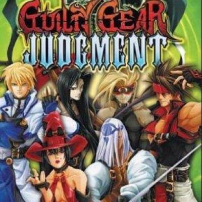 Guilty Gear Judgement PSP