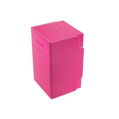 Foto van TCG Deckbox Watchtower Convertible 100+ - Pink DECKBOX