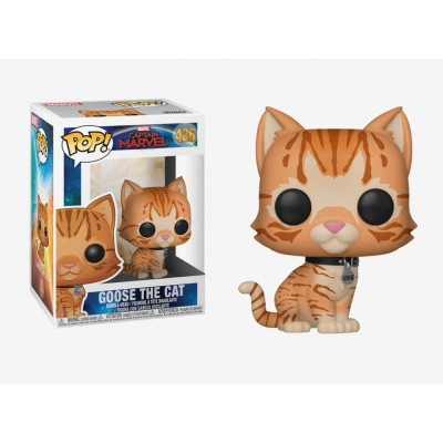 Pop! Movies: Captain Marvel - Goose The Cat FUNKO