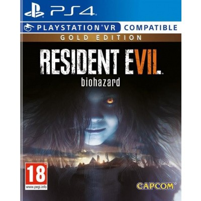 Foto van Resident Evil 7 Biohazard Gold Edition PS4