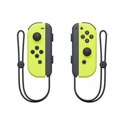 Foto van Joy-Con Controller Pair (Neon Yellow)