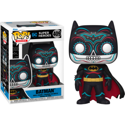 Foto van Pop! Heroes: DC Super Heroes - Batman Dia de los Muertos FUNKO
