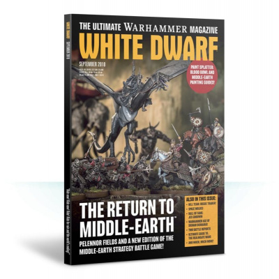 White Dwarf September 2018 CITADEL