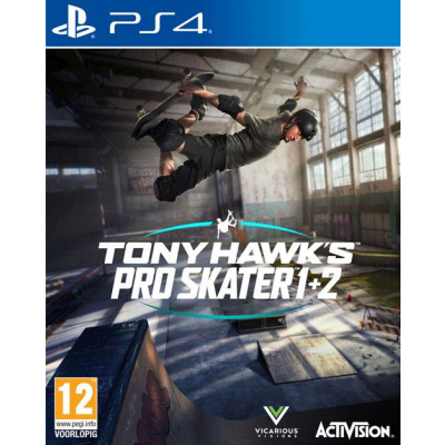 Foto van Tony Hawk's Pro Skater 1+2 PS4