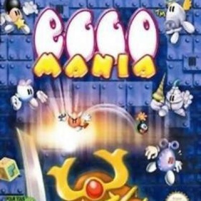 Eggo Mania Nintendo GameCube