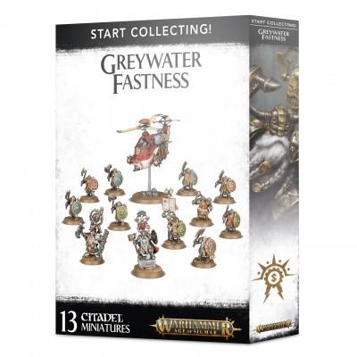 Foto van Start Collecting! Greywater Fastness Warhammer Age Of Sigmar