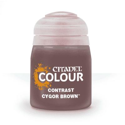 Citadel Contrast - Cygor Brown CITADEL