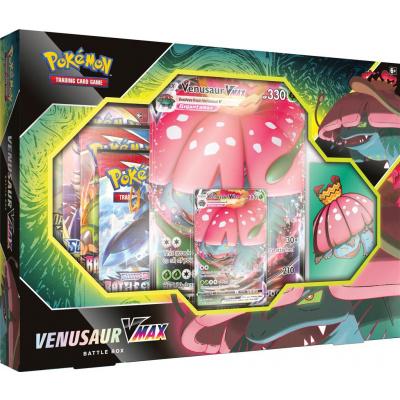 TCG Pokémon VMAX Battle Box - Venusaur VMAX POKEMON