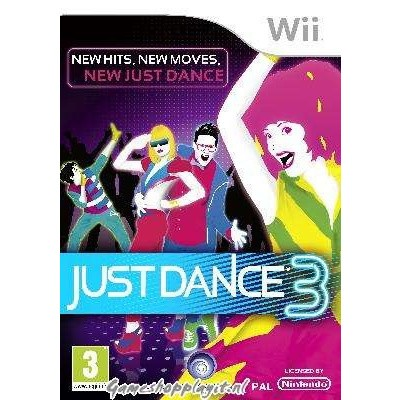 Foto van Just Dance 3