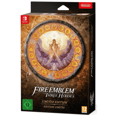 Foto van Fire Emblem: Three Houses Limited Edition Nintendo Switch