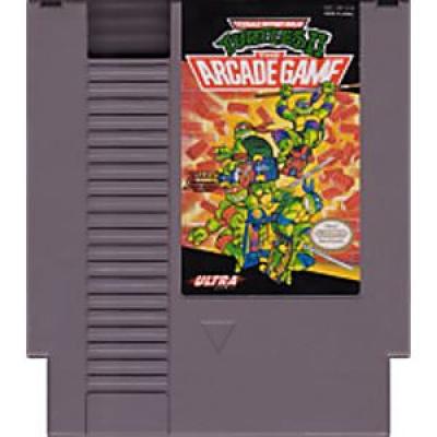 Foto van Teenage Mutant Hero Turtles II: The Arcade Game (Cartridge Only - USA) NES