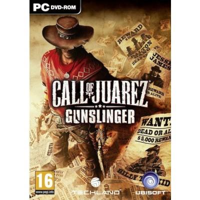 Foto van Call Of Juarez Gunslinger PC