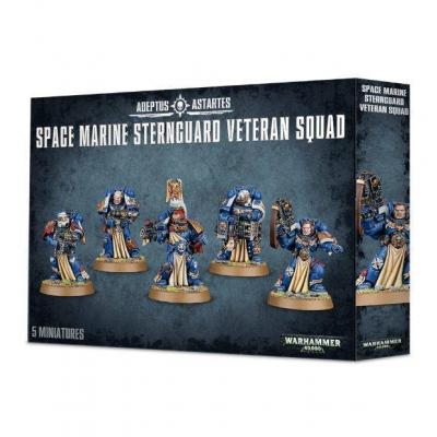 Space Marine Sternguard Veteran Squad WARHAMMER 40K