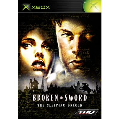 Broken Sword The Sleeping Dragon XBOX