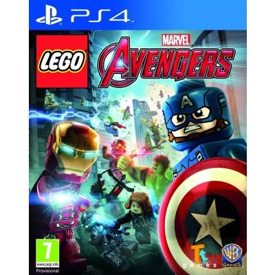 Foto van Lego Marvel Avengers