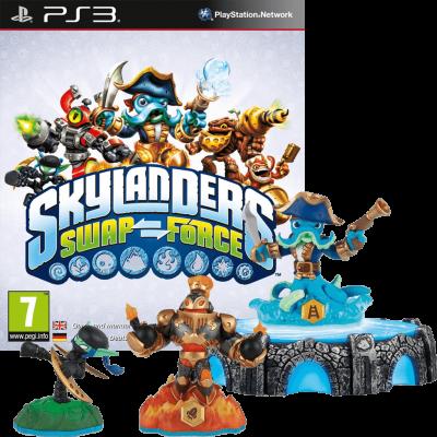 Foto van Skylanders Swap Force Starterpack PS3