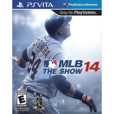 Foto van Mlb 14 The Show (USA IMPORT) PSVITA