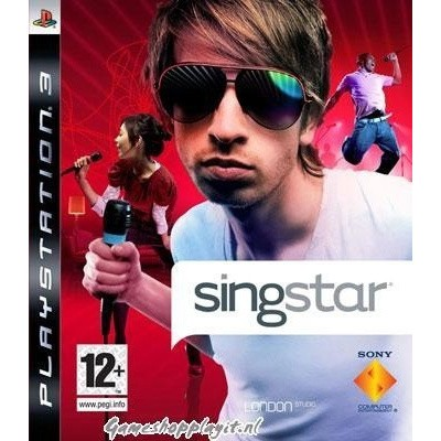 Singstar (Game Only) PS3