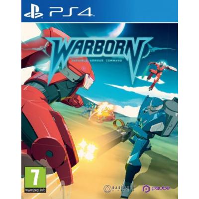 Foto van Warborn PS4